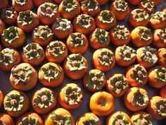 We had over 100 persimmons come from just one tree. What's your favorite recipe?