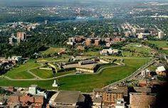 Image result for citadel hill halifax Halifax Citadel, Dolores Park, Image, Travel, Viajes, Destinations, Traveling, Trips