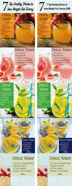 7 Top Healthy Drinks to Lose Weight Flat Tummy Food And Drinks, When you start a fitness program like weight loss you have to ensure everything is friendly with the program. Your food and drink should not waste all. Healthy Water, Healthy Detox, Healthy Smoothies, Healthy Drinks, Healthy Snacks, Healthy Eating, Healthy Recipes, Water Recipes, Detox Recipes