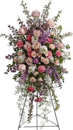 1000+ ideas about Funeral Flowers on Pinterest   Casket Sprays, Sympathy Flowers and Funeral Sprays