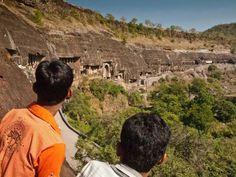 Cavernas Santa (Maharashtra , Índia)