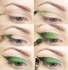 תוצאת תמונה עבור eye makeup steps
