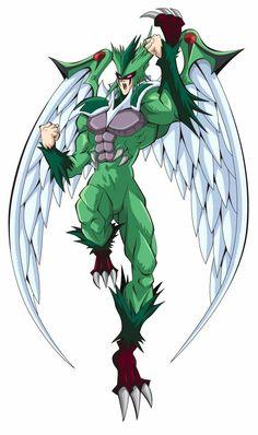 Elemental Hero Avian Yu-gi-oh!GX