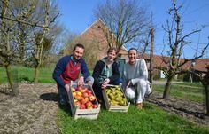 In Asse en omgeving lanceert Laurence Claerhout een besteldienst aan huis voor honderden producten van zestien duurzame producenten en boerderijen. Wie uit...