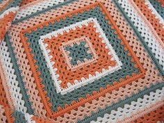 Daria's Granny Square pattern by Daria Nassiboulina