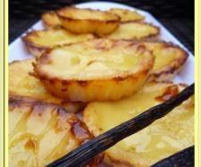Recette Flan à la vanille bourbon par cuisinerpassion - recette de la catégorie Desserts & Confiseries