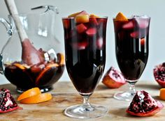 oh yes,  i'll have to try making this sangria
