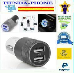 cargadorCargador 3.1A Adaptador Puerto Auto + CABLE Micro USB Para Samsung Galax