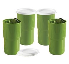 These remind me of the vintage cups we used to have... Tupperware | Tupperware Essentials Tumblers