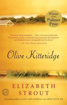 """""""Olive Kitteridge"""" PS3569.T736 O5 2008b"""