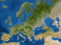 What would Earth look like if all the ice melted? - Album on Imgur