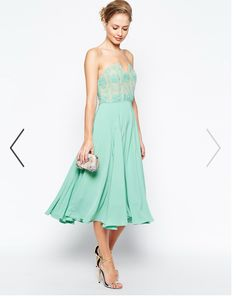 Buy Jarlo Violetta Midi Dress With Lace Bodice at ASOS. With free delivery and return options (Ts&Cs apply), online shopping has never been so easy. Get the latest trends with ASOS now. Lace Bodice, Lace Dress, Dress Up, Short Dresses, Summer Dresses, Formal Dresses, Robes Midi, Costume, Strapless Dress Formal