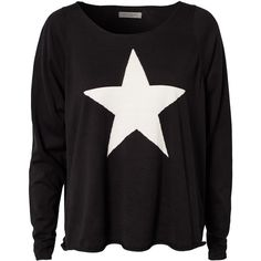 Hunky Dory Knit Star Sweater ($215) ❤ liked on Polyvore