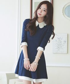 [LUXE ASIAN] HAY DRESS