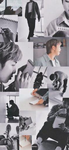 Namjoon, Rapmon, Bts Bangtan Boy, Seokjin, Hoseok, Editing Pictures, Bts Pictures, Bts Wallpaper Lyrics, Korean Pop Group