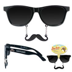 edb60beebe1d1 35 Best Mustache themed promotional items images