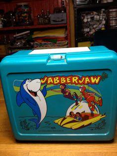 vintage Hanna Barbera Jabberjaw cartoon by BitsyBaublesDesigns, $60.00