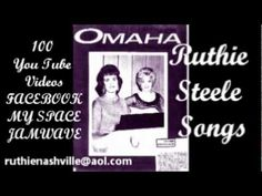 My Movie ONE HOUR of Old RUTHIE STEELE  Song DEMOS