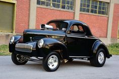 1942 Willys Packs a Punch with a 398ci Hemi V-8 - Hot Rod Network