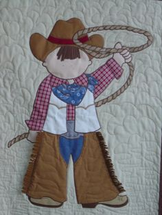 Ahhh...Quilting: Baby Quilts! … | Pinteres… : cowboy quilt pattern - Adamdwight.com
