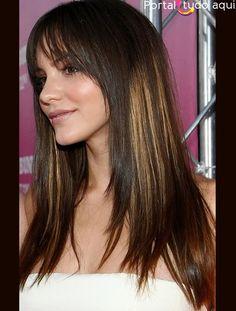 Top 9 cortes de cabelo feminino longo, hit de moda para 2014