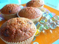 Kitchen Stori.es: Muffins με Σταγόνες Σοκολάτας