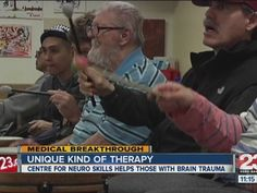 A new therapy helps those with traumatic #braininjury #neuroskills