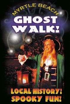 I love anything spooky and the Myrtle Beach Ghost Walk would be so fun! also my boys would love to do the pirate school they offer! #MYRDreamVacation