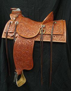 Welcome to LJ's Saddlery, Custom Saddles made by John Willemsma - Saddles for Sale Wade Saddles, Western Saddles, Horse Saddles, Western Tack, Horse Gear, Horse Tack, Westerns, Saddles For Sale, Stirrup Leathers