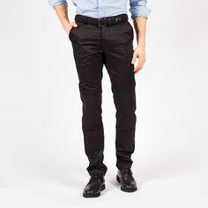 Vermilion Pant - True Black