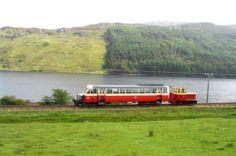 Republic Of Ireland, The Republic, Steam Railway, Rail Car, Donegal, Ireland Travel, Biking, Roads, Old Photos