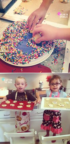 baking with kids blog post