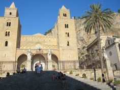 Holidays in Cefalù as well as in Castelbuono in Sicilia