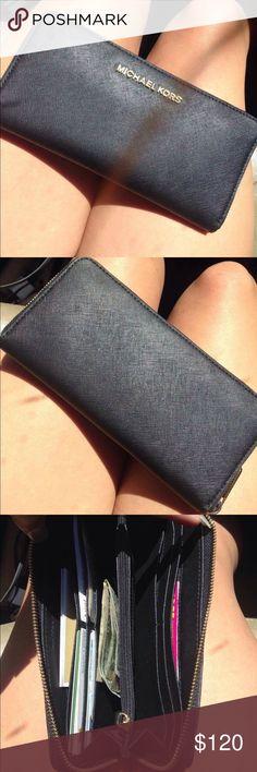 Michael Kors wallet Black Mk wallet brand new Michael Kors Bags Wallets