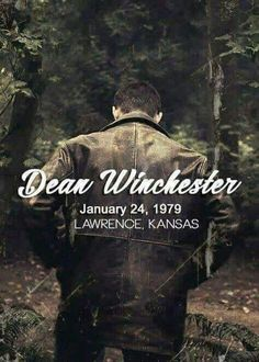 Discovered by Super Lyly. Find images and videos about supernatural, Jensen Ackles and dean winchester on We Heart It - the app to get lost in what you love. Castiel, Supernatural Fans, Supernatural Wallpaper, Supernatural Birthday, Supernatural Tattoo, Crowley, Sam Winchester, Winchester Brothers, Dean Winchester Birthday