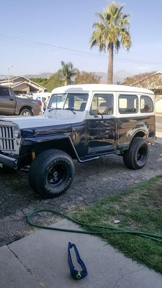 1957 Willys Station Wagon - Photo submitted by Marla Malone.
