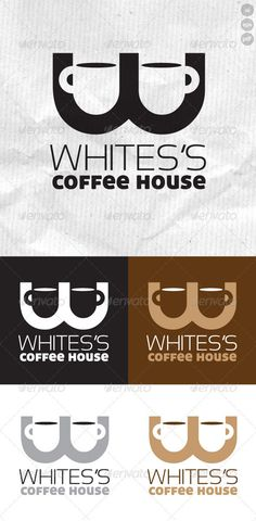 White's Coffee House Logo