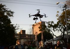 South #Africa it's now easier to play with #drones than it is to make money with them