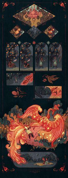 The Firebird Fairytale by Sarah Webb