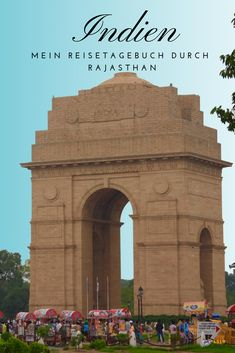 Unsere Indien Reise