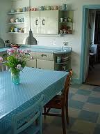 english rose kitchen