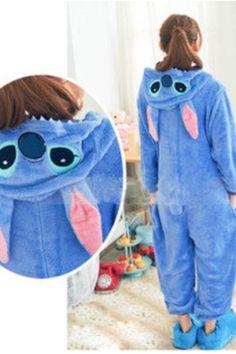 Stitch footy pjs!!!!! :)  COURTNEY!!!!