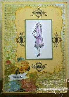 Vintage Inspired Card