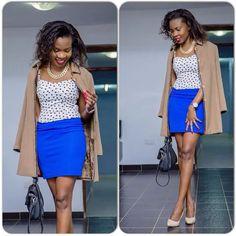 Kenyan fashion blogger http://luciamusau.com/