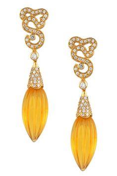Angelique de Paris Paradiso Earrings