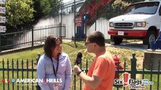 Six Flags New England Trip Report With Jen  McGrath In HD