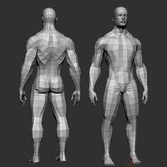 Imagem relacionada Human Anatomy 3d, Zbrush Anatomy, 3d Anatomy, Zbrush Character, 3d Model Character, Character Modeling, Character Design, Character Concept, 3d Face Model