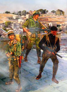 Israeli Sayeret Mat'Kal Commando