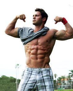 Want To Get Ripped?  #gymmotivation #gym #menfitness #motivation #abs
