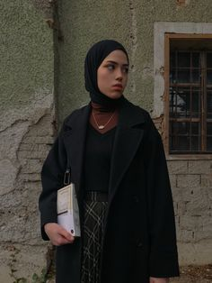 Muslim Fashion, Hijab Fashion, Mode Hijab, Aesthetic Fashion, Model, Student Fashion, Hijabs, Epiphany, Islam